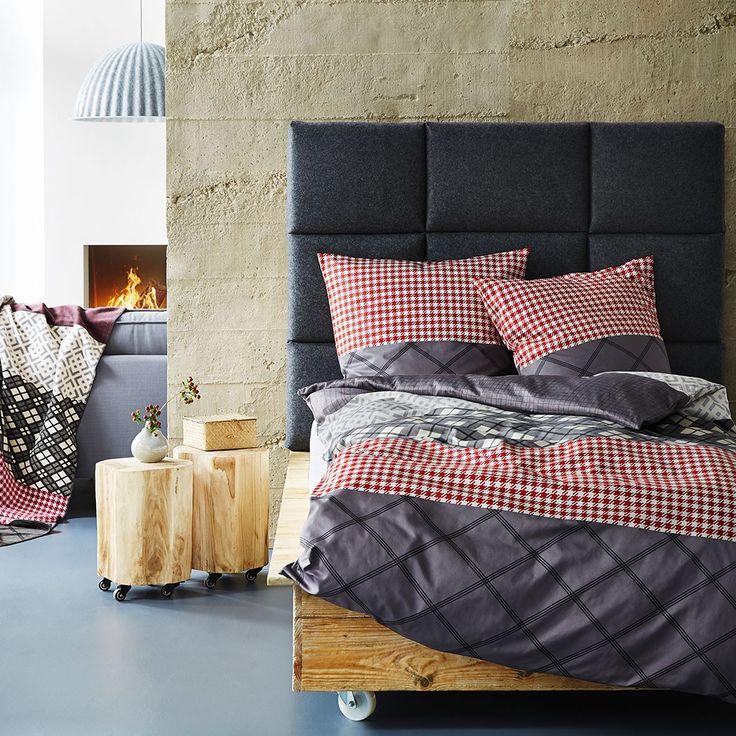 s.Oliver Feinflanell Bettwäsche 6269-800 aus warmer Baumwolle. Mit einem besonderen Mix verschiedener Muster wird die Winterbettwäsche zum tollen Accessoire in der Winterzeit. Herrlich warm und flauschig weich ist die Garnitur das Highlight im Bett. www.bettwaren-shop.de