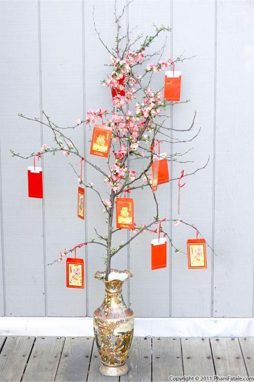 Tet (Vietnamese New Year) Decoration Inspiration.