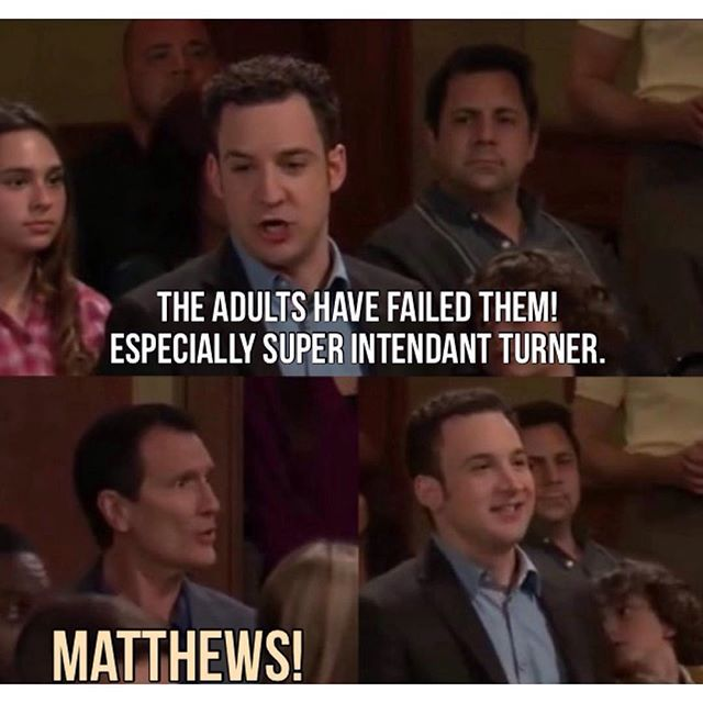 I love the Turner/Matthews in this episode!!!