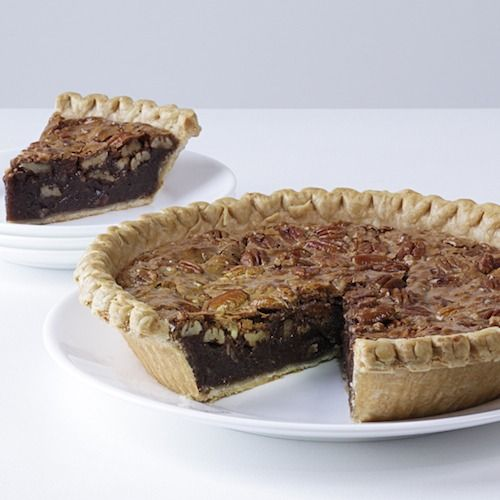 Order Buy Online Chocolate Pecan Pie, Chocolate Fudge Pecan Pie, Pecan Pies, Deep Dish Pecan Pie - Collin Street Bakery