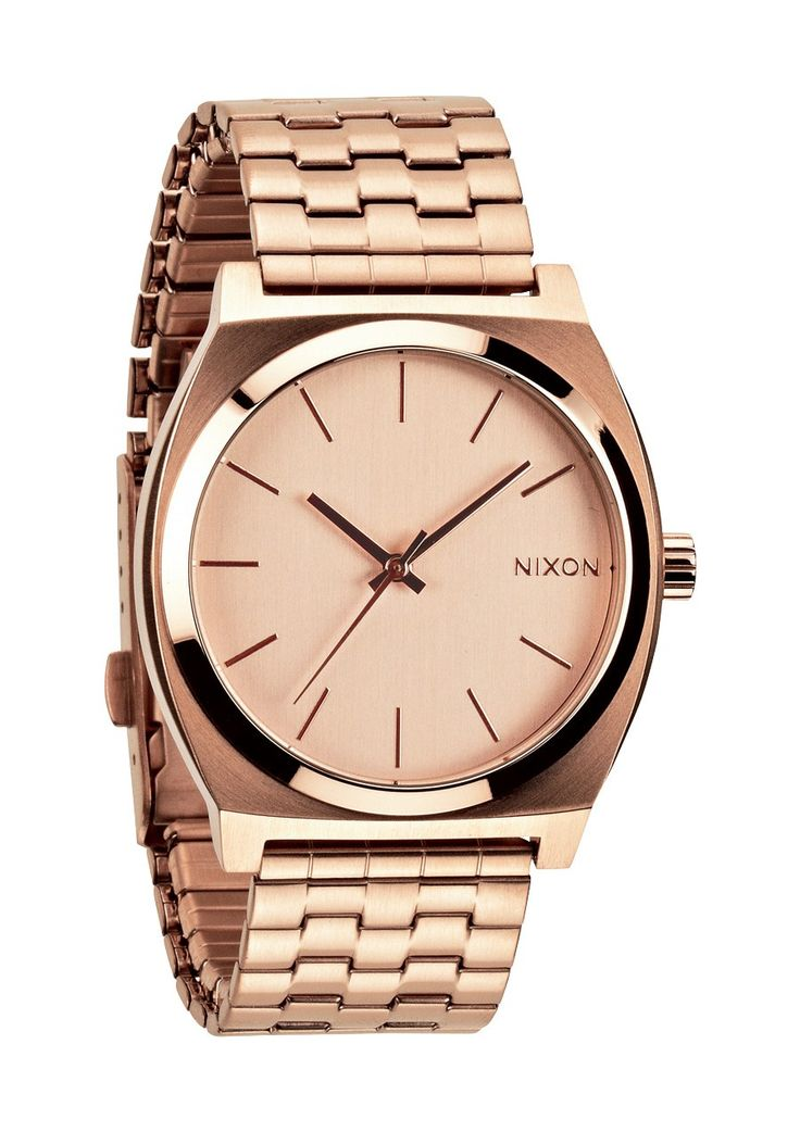 The Time Teller All Rose Gold - NIXON
