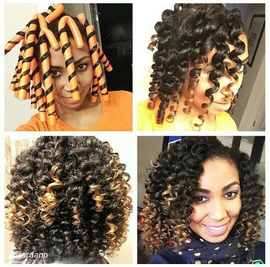 17 Best Images About Roller Patterns For Curls On