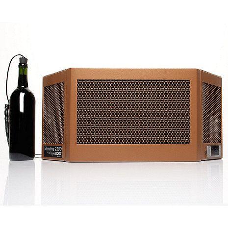 WhisperKOOL Slimline 2500 Wine Cellar Cooling Unit (Max Room Size = 350 cu ft) - Wine Enthusiast