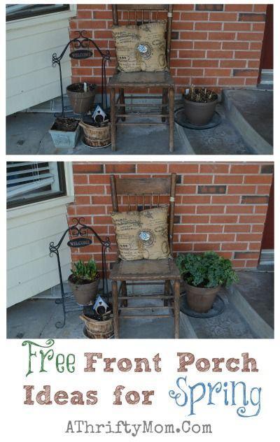 Front Porch Ideas For Free Diy Front Porch Decor Ideas