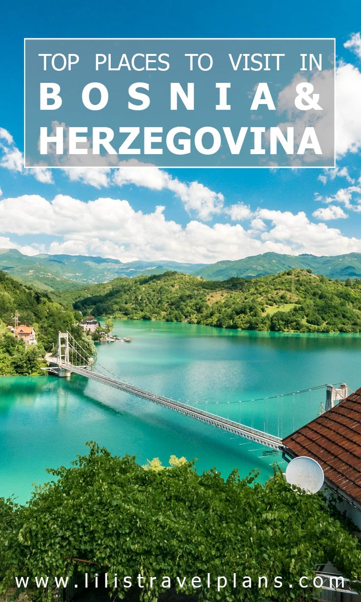 My ABC of the coolest things to do on a road trip in Bosnia & Herzegovina