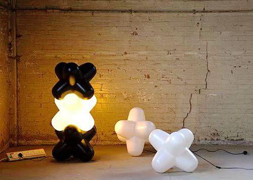 #excll #дизайнинтерьера #решения  Лампа Jack. Некоторые из его изделий были куплены такими музеями как Victoria & Albert, MoMA и Pompidou.