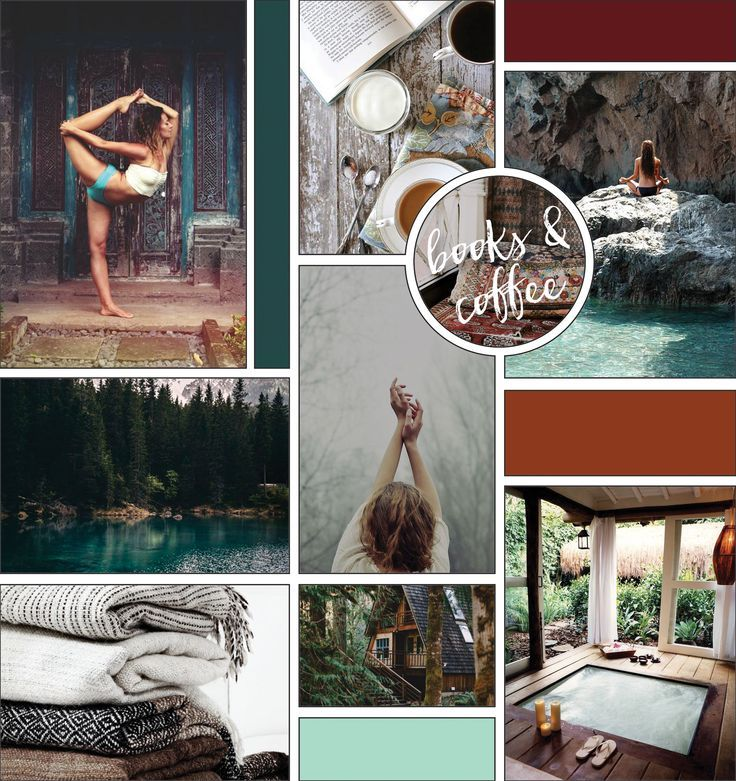I created this brand vision board for Joyce Harrell Wellness as part of my signature branding + design process. Click through to snag a FREE vision board template you can use to start developing your own killer brand.