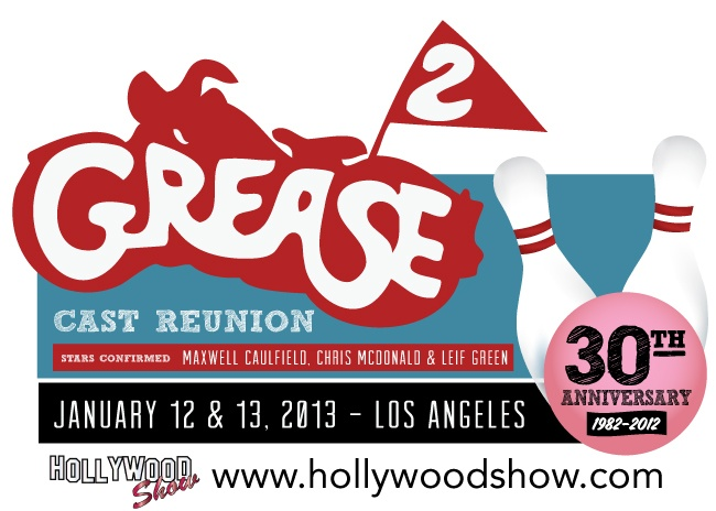 30th Anniversary Grease 2 Cast Reunion-WOULD LOVE TO GO