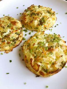 Receta para hacer Medallones de verduras   www.RecetasArgentinas.net  