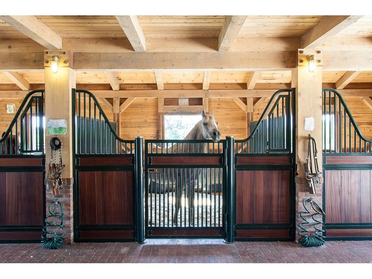 159 Best Stable Yard Images On Pinterest Horse Stalls