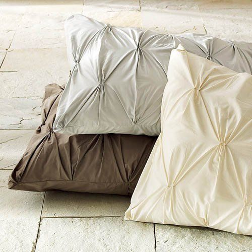 Now Available in Color: West Elm Pin-Tuck Duvet — Washington DC | Apartment Therapy