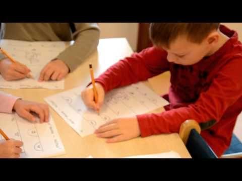 Příprava dětí na základní školu - YouTube