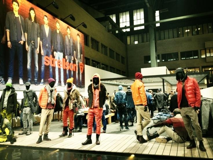 Bread & Butter Berlin #fashionweek #breandandbutter #styles #clothes #strellson #man #fashion