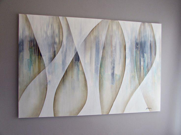 Obraz dopełnieniem wnętrza - malarstwo Sylwia Michalska