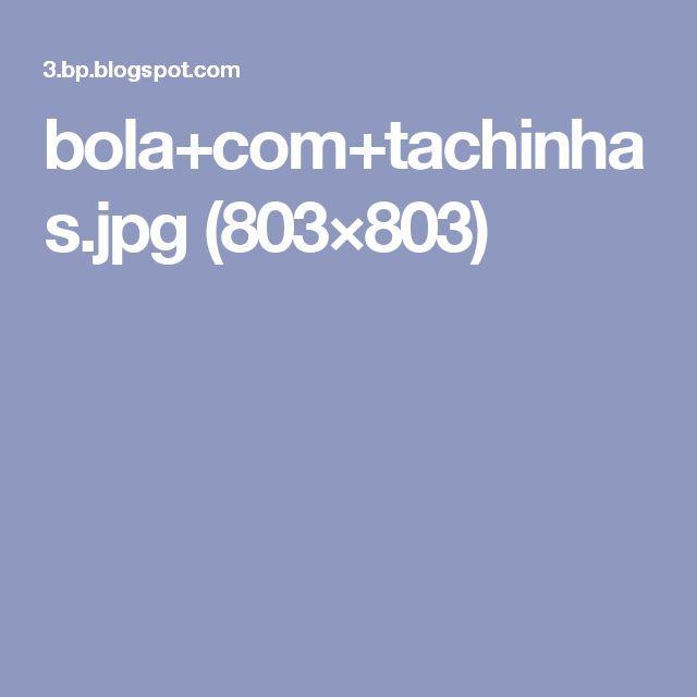 bola+com+tachinhas.jpg (803×803)