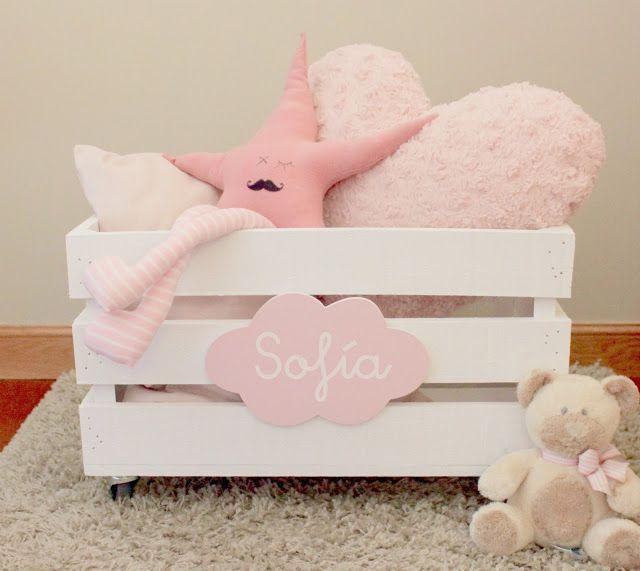 Las 25 mejores ideas sobre habitacion bebe ni a en - Dormitorio bebe nina ...