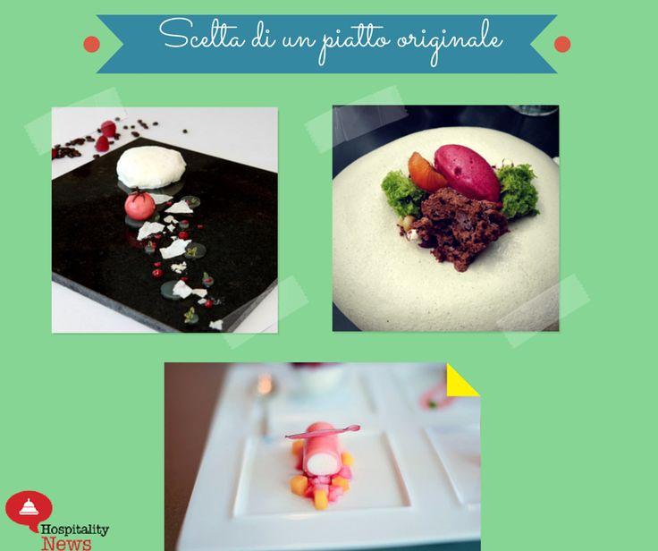 Consigli per vendere il dessert al ristorante #3 Scelta originale del piatto www.hospitalityne...