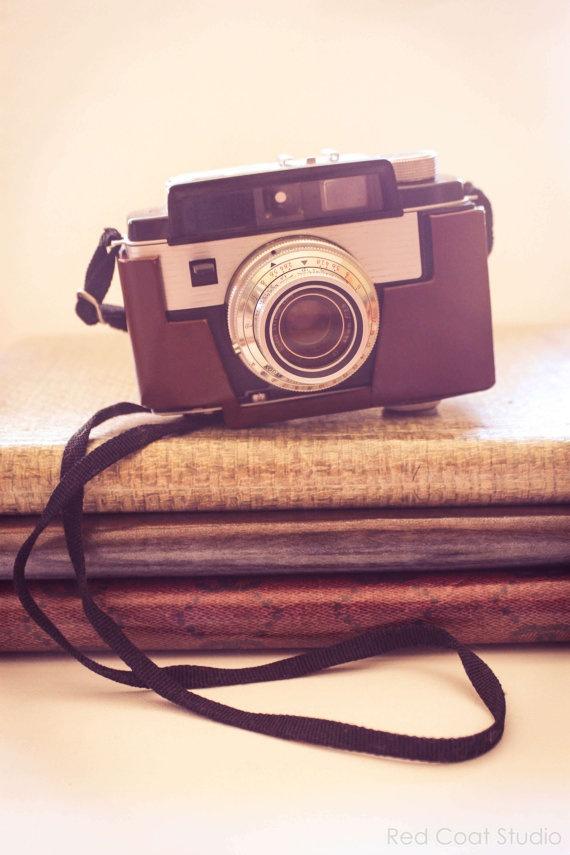 Kodak Signet Vintage Retro Camera from 1950s by RedCoatStudio