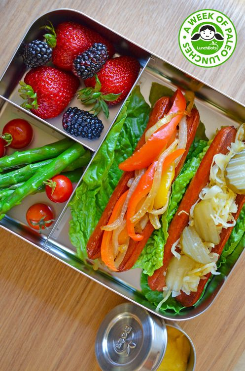 Paleo Lunchboxes 2014 (Part 1 of 7) by Michelle Tam http://nomnompaleo.com