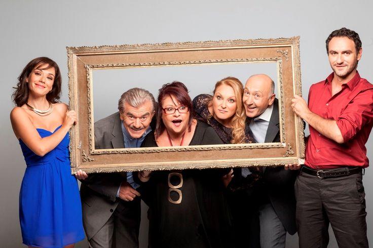 """Το """"Το σόι σου"""" είναι ελληνική κωμική τηλεοπτική σειρά παραγωγής 2014-2016, βασισμένη στην Αμερικανική σειρά """"Your Family or Mine"""" των Rubi Duanias and Yaniv Polishuk και προβάλλεται από τον τηλεοπτικό σταθμό Alpha TV."""