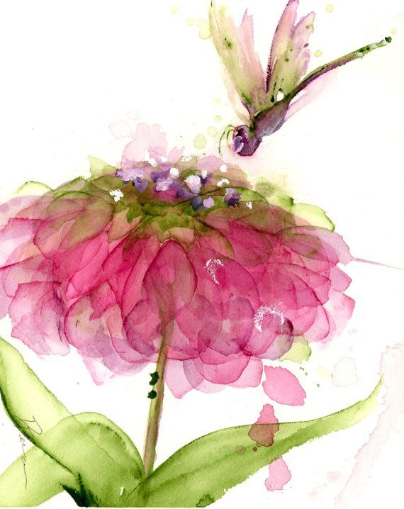 Modern Floral Art Prints