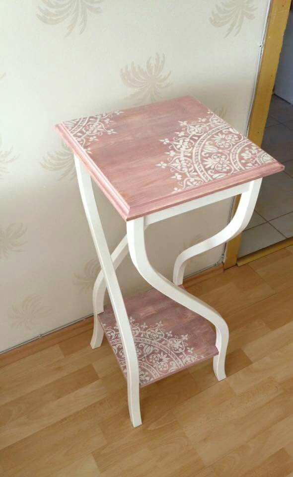 Ideas / Decoupage.-