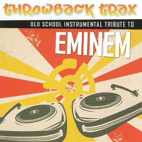 Eminem Throwback Instrumental Tribute [CD]