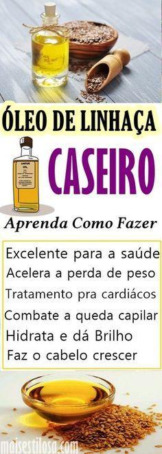 ÓLEO DE LINHAÇA CASEIRO: Aprenda como fazer a receita do óleo de linhaça caseiro puro prensado a frio,pode ser as sementes douradas ou marrons. Pode ser usado tanto para a saúde, quanto para a beleza, cabelos e etc.