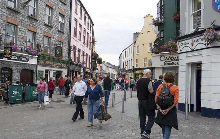 Galway city may not be the biggest city in Ireland but it definitely has the biggest heart.