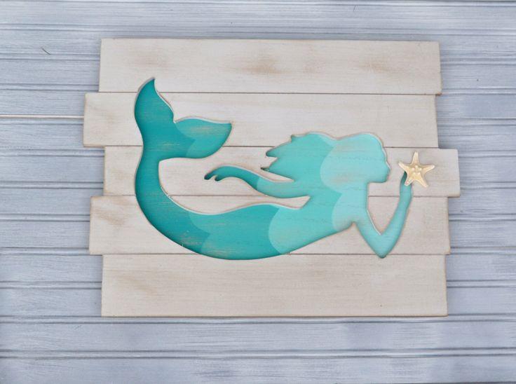 Image result for hobby lobby mermaid decor