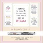 Freebie printable in bloom quote cards