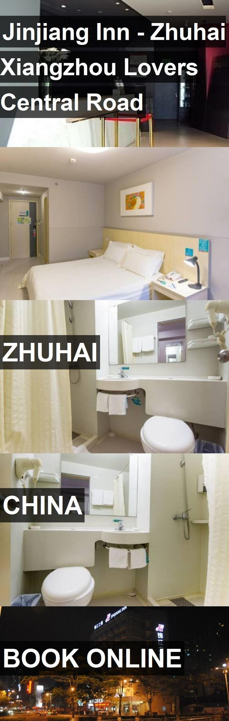 Hotel Jinjiang Inn - Zhuhai Xiangzhou Lovers Central Road in Zhuhai, China. For more information, photos, reviews and best prices please follow the link. #China #Zhuhai #travel #vacation #hotel