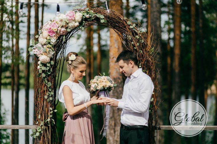 Лавандовая свадьба Декор и флористика Выездная регистрация Lavanda wedding Wedding decor  Ceremony arch