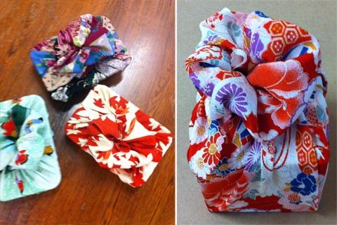 Furoshiki: Wrapping Workshop