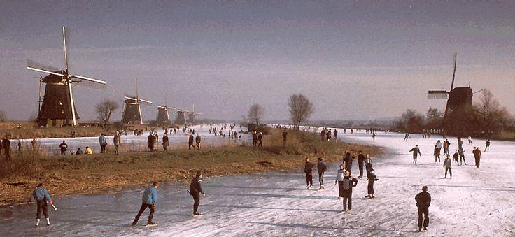 Kinderdijk- Holland mill tour (molentocht)