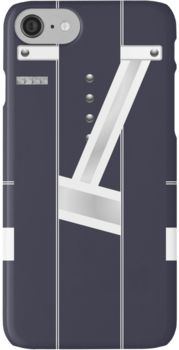 Bluecoats 2014 Uniform iPhone 7 Cases