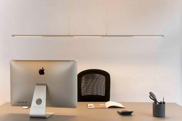 Стильный светильник для офиса в стиле минимализма от Ferrolight.