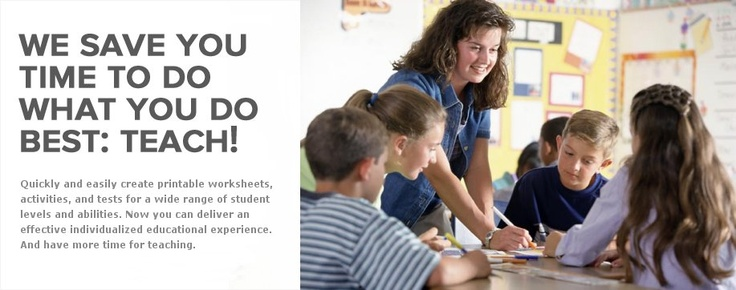 We Save You Time To Do What You Do Best Teach Teaching Education Help Educational Programs