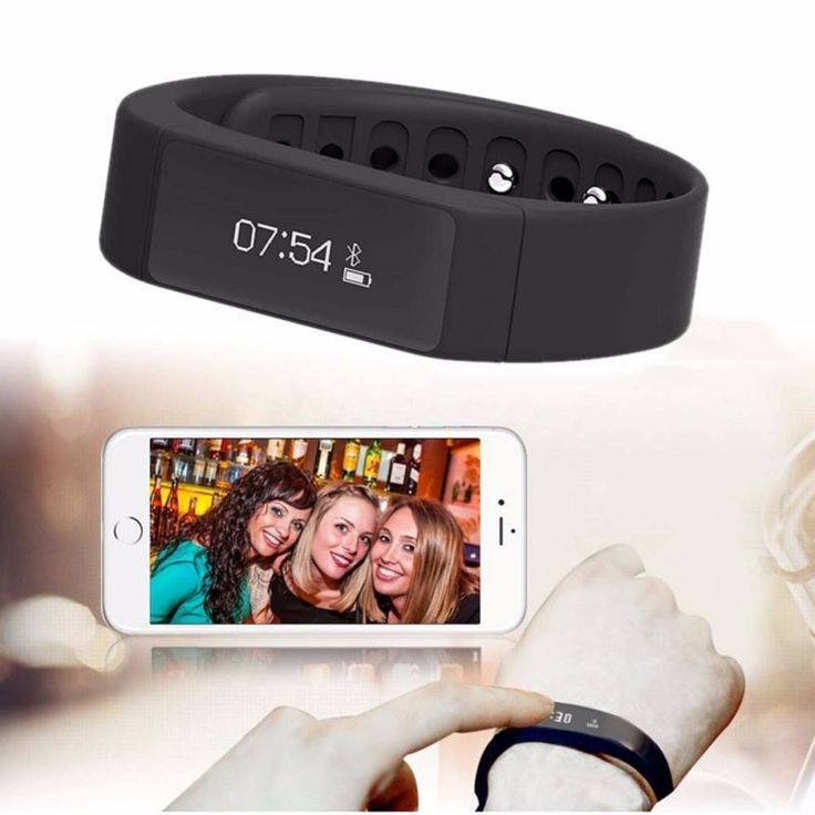 I5 Plus Smart Bracelet – ActivatebyNature