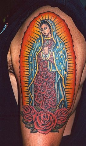 44 best images about tattoos on pinterest tattoo sugar for Can catholics get tattoos