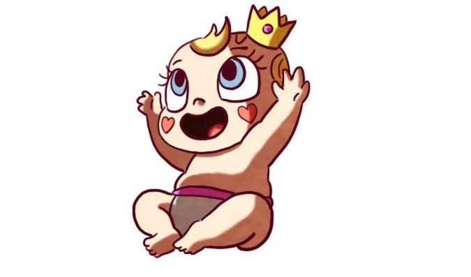 Звездная Принцесса Эволюция Звздочки Баттерфляй -5797