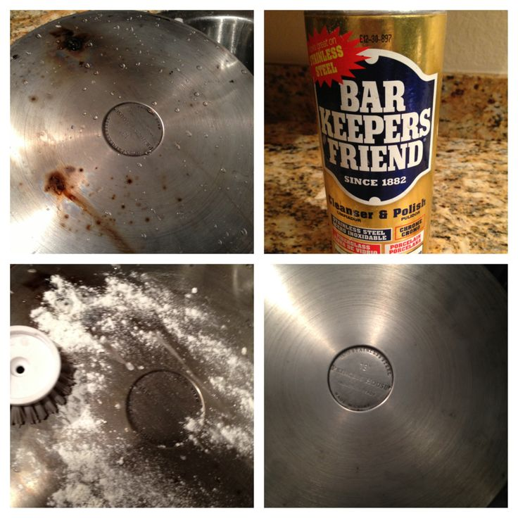282 Best Images About Bar Keepers Friend In The Kitchen On