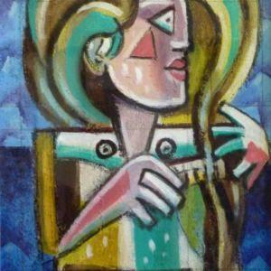 Opere | Fondazione Ibrahim Kodra