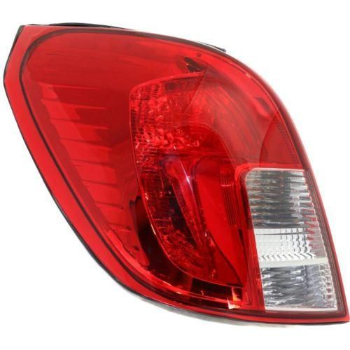 2013-2015 Chevrolet Captiva Tail Lamp LH, Assembly