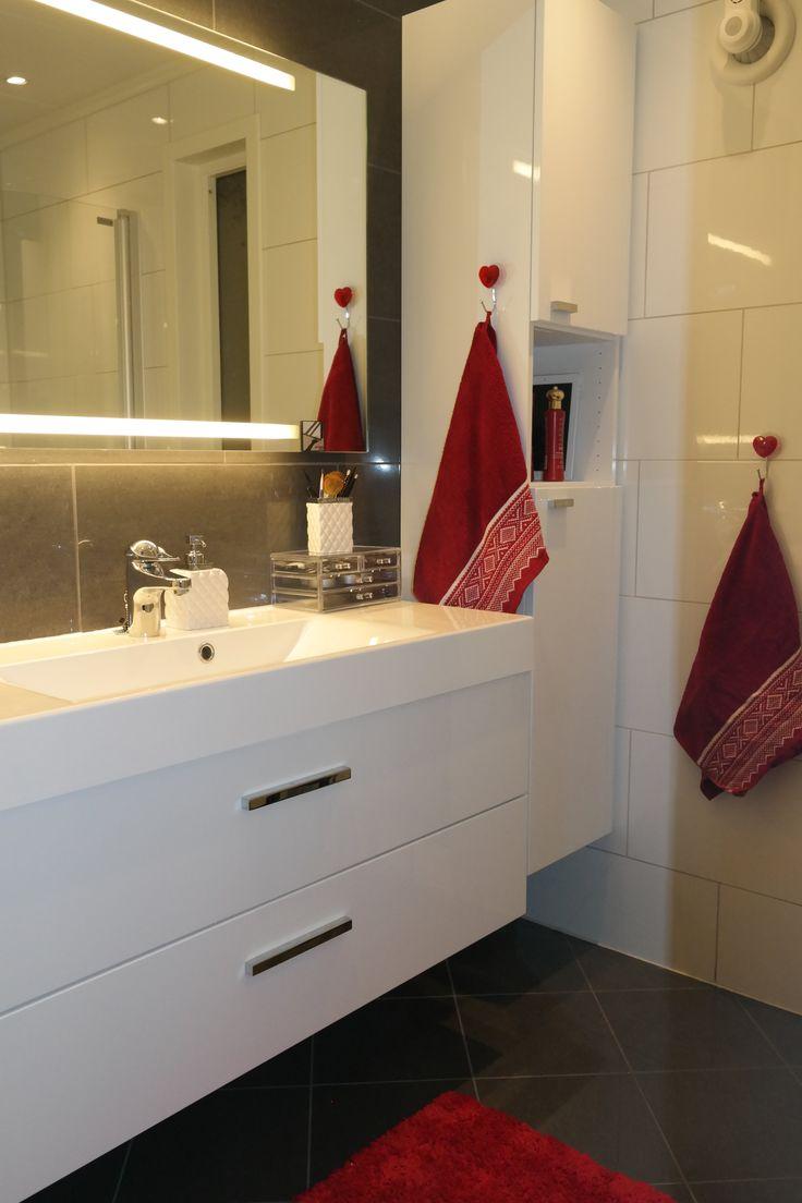 My bathroom #bathroom #baderom #interiør #interior #dansani #lenebjerre