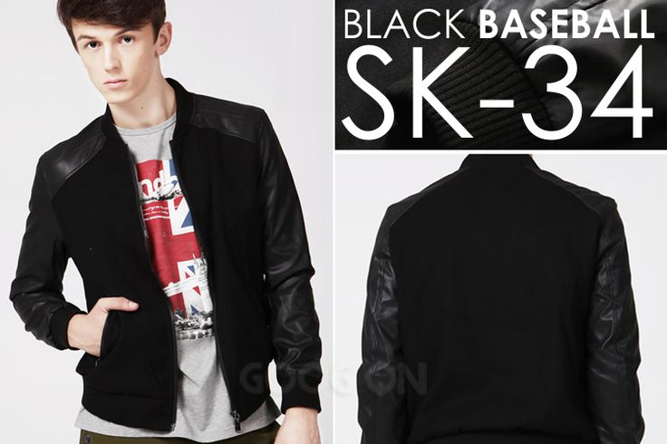 Jaket Korean Style (SK-34)