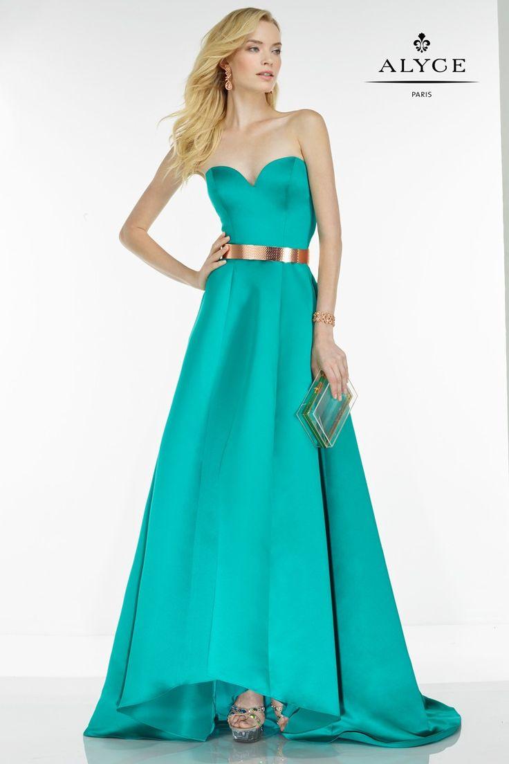 490 best Alyce Black Label images on Pinterest | Prom dresses, Ball ...