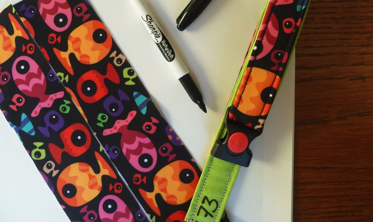 DIY printed softshell dog collar - and where to write your phone number with a textile marker ;)