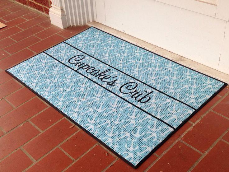 17 best ideas about front door mats on pinterest outdoor. Black Bedroom Furniture Sets. Home Design Ideas