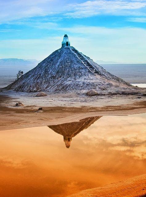Chott el Jerid, Tunisia. - Favorite Photoz